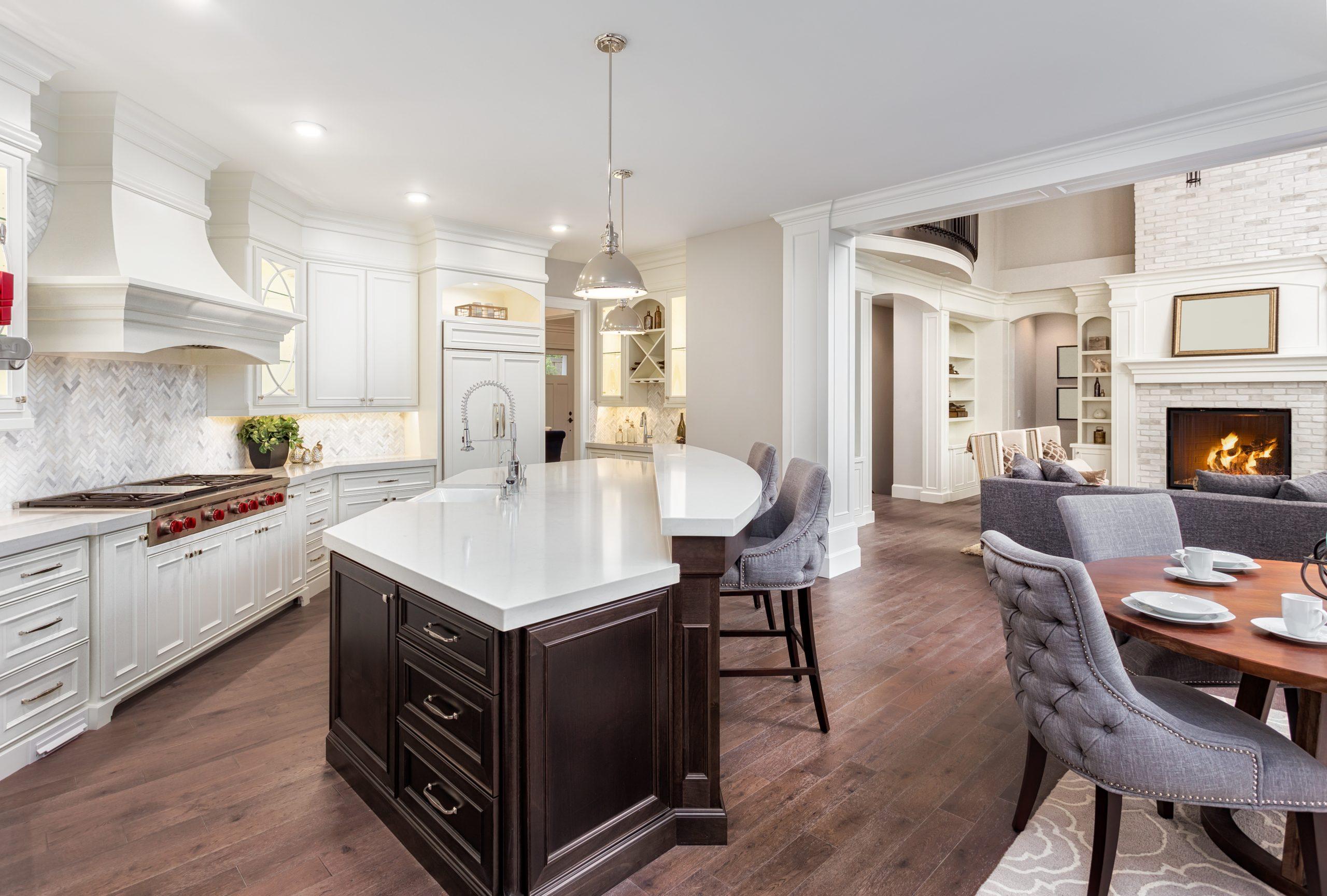 Luxury Custom Kitchen Design Tampa Andrea Lauren Elegant Interiors