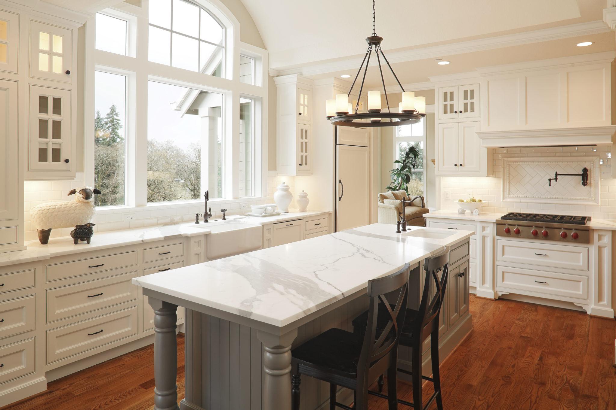 Tampa custom kitchen design