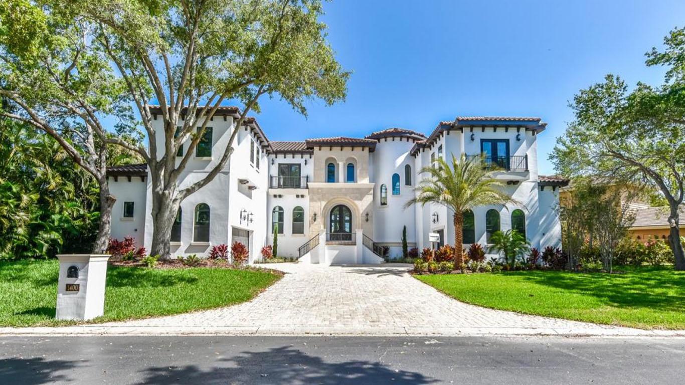 Tampa Luxury Real Estate - Andrea Lauren Elegant Interiors